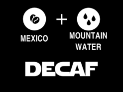 Mexico Mountain Water Decaf